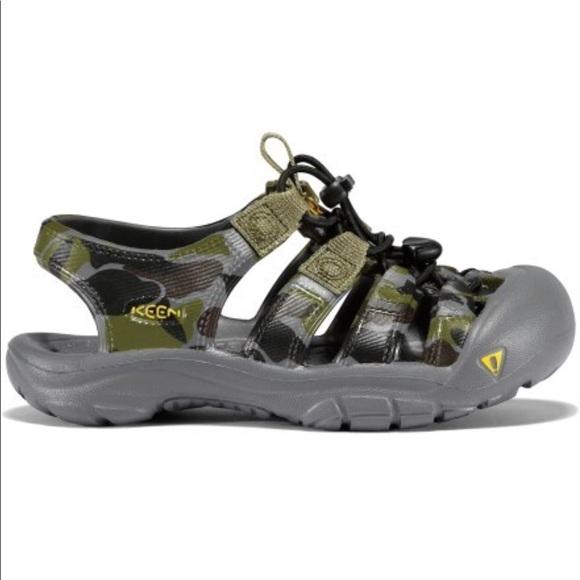 64bbb30e201c Keen Other - Boys keen camo sunport sandals (2)